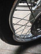 Motorbike Damage